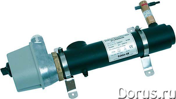 Подогрев бассейнов электронагреватели Pahlen - Товары для дома - Электронагреватель использует для н..., фото 1