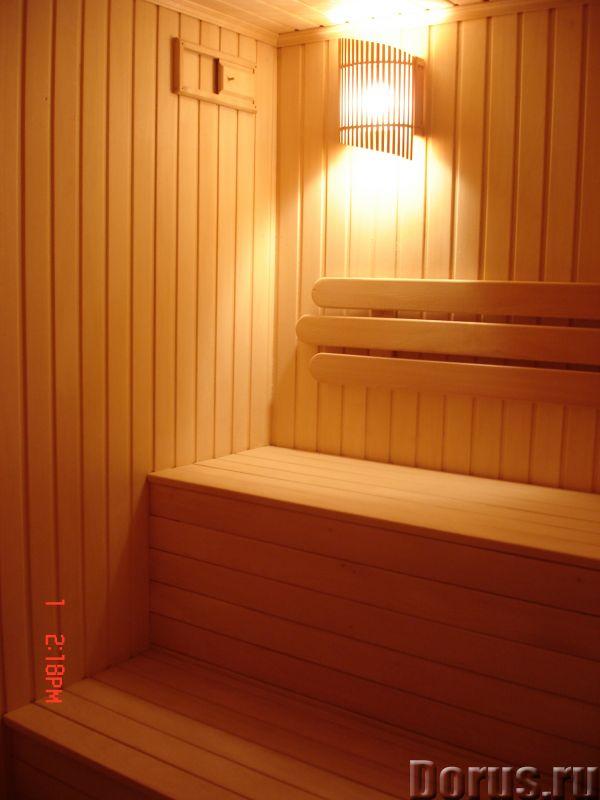 Изготовление бань и саун «под ключ» - Строительные услуги - Компания «Голден Пул» занимается изготов..., фото 3
