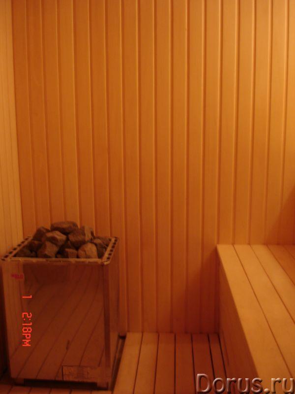 Изготовление бань и саун «под ключ» - Строительные услуги - Компания «Голден Пул» занимается изготов..., фото 4