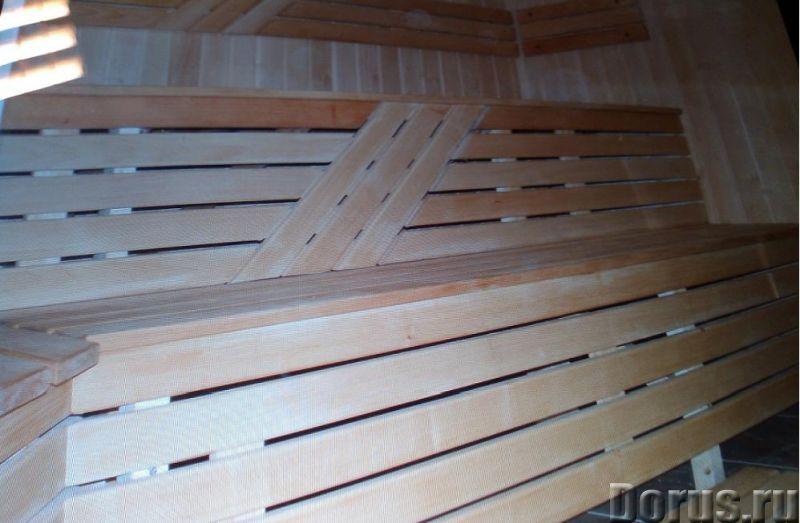 Изготовление бань и саун «под ключ» - Строительные услуги - Компания «Голден Пул» занимается изготов..., фото 5