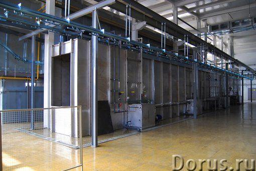 Линия порошковой окраски - Промышленное оборудование - Оборудование участка порошковой окраски произ..., фото 4