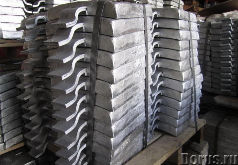 Протекторы алюминиевые П-КОА - Металлопродукция - Опытный завод КТИАМ изготовит для вас алюминиевые..., фото 4