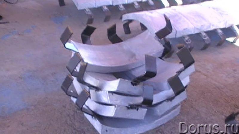 Протекторы алюминиевые П-КОА - Металлопродукция - Опытный завод КТИАМ изготовит для вас алюминиевые..., фото 6