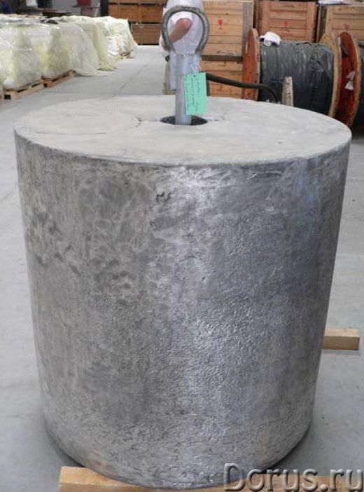 Магниевые протекторы ПМ, П-КОМ, ПРОМ и др - Металлургия - Опытный завод КТИАМ продает магниевые прот..., фото 2