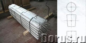 Протекторы ПАКР-18 - Металлопродукция - Опытный завод КТИАМ изготовит для вас алюминиевый протектор..., фото 1