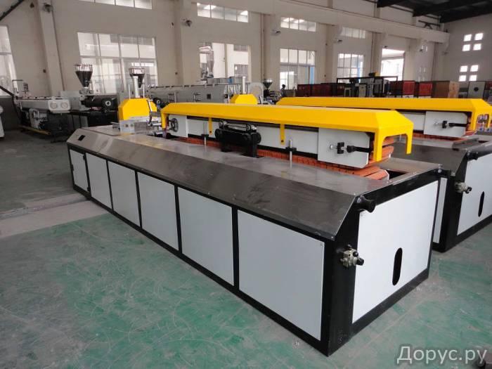 Комплект оборудования по производству ДПК профилей (дерево + ПП или ПЭ) - Промышленное оборудование..., фото 3