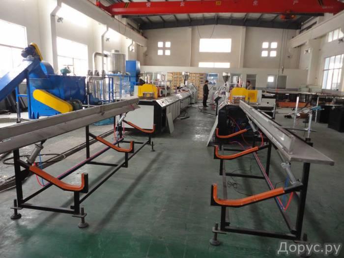 Комплект оборудования по производству ДПК профилей (дерево + ПП или ПЭ) - Промышленное оборудование..., фото 4