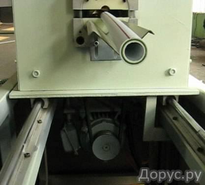 Экструзионная линия для производства напорных труб из PPR-GF(Glass Fiber) - Промышленное оборудовани..., фото 1