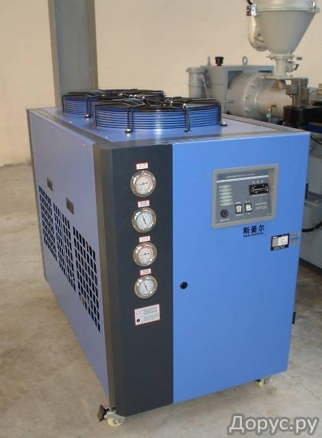 Чиллер Промышленный охладитель - Промышленное оборудование - Чиллер (промышленный охладитель воды) с..., фото 2