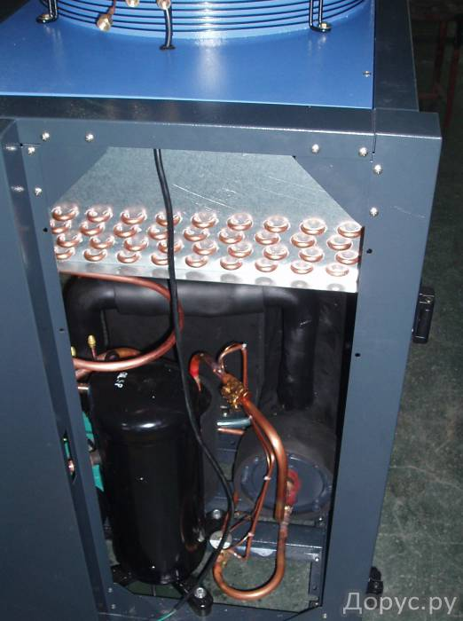 Чиллер Промышленный охладитель - Промышленное оборудование - Чиллер (промышленный охладитель воды) с..., фото 4