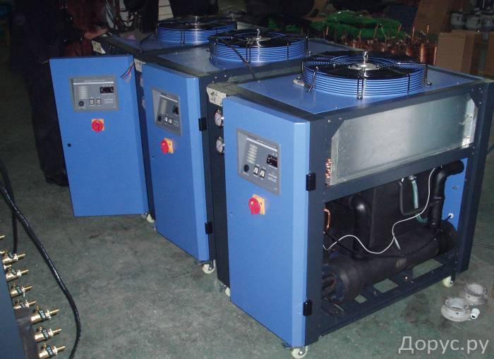 Чиллер Промышленный охладитель - Промышленное оборудование - Чиллер (промышленный охладитель воды) с..., фото 5