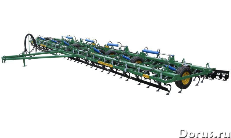 Культиватор предпосевной КПШ-12 - Сельхоз и спецтехника - Культиватор прицепной гидрофицированный ши..., фото 1