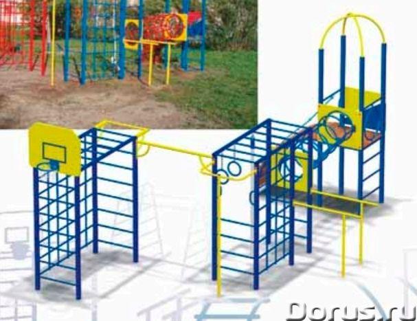 Детские спортивные уличные комплексы от производителя - Детские товары - Производим и продаем детско..., фото 5