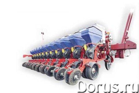 Пневматическая сеялка точного высева ТC-М 8000А - Сельхоз и спецтехника - Предназначена для посева в..., фото 1