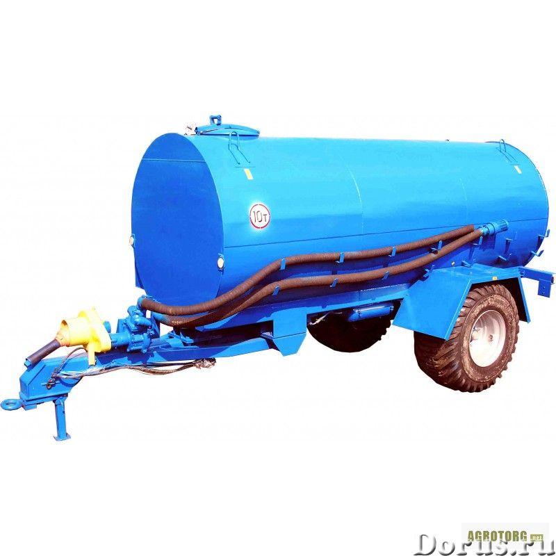 Агрегат для перевозки водыАПВ-3,0;6,0;10 - Сельхоз и спецтехника - АПВ — емкость с центробежным насо..., фото 1