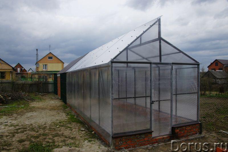 Навес по безналу, навес над двором, навес для организаций, навес краснодар - Строительные услуги - О..., фото 2