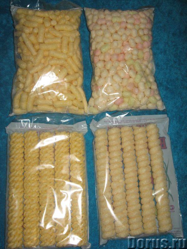 Оборудование для производства кукурузных палочек в ассортименте - Промышленное оборудование - Продаю..., фото 1