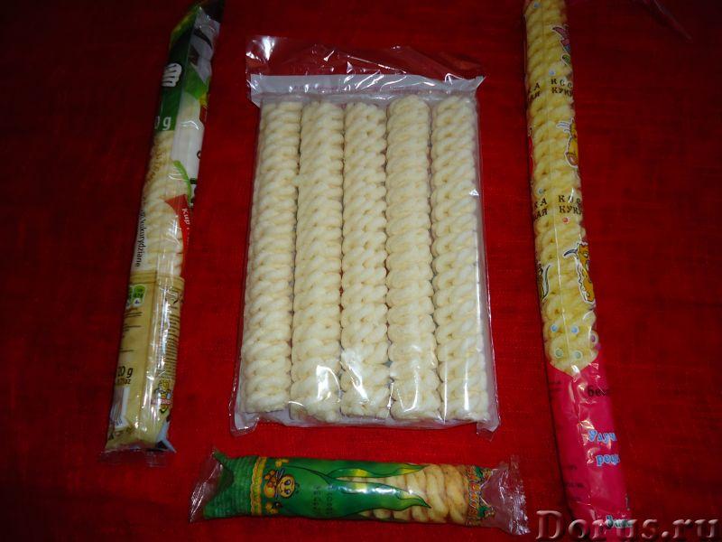 Оборудование для производства кукурузных палочек в ассортименте - Промышленное оборудование - Продаю..., фото 3