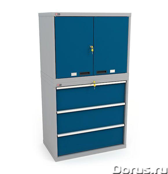 Тумбы инструментальные - Прочая мебель - Инструментальные тумбы предназначены для хранения оснастки..., фото 1