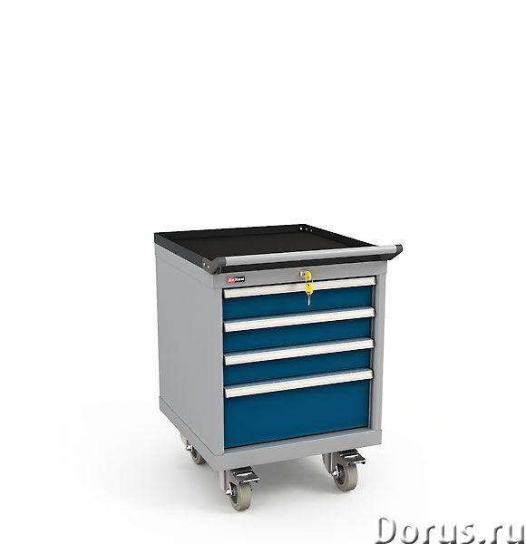 Тумбы инструментальные - Прочая мебель - Инструментальные тумбы предназначены для хранения оснастки..., фото 2