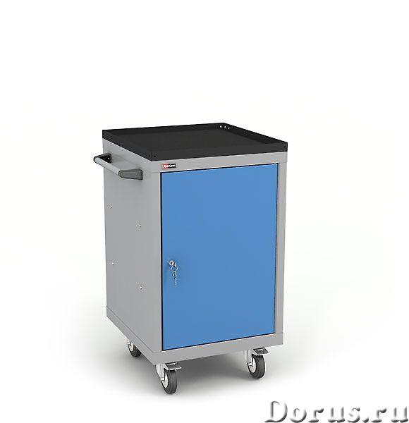 Тумбы инструментальные - Прочая мебель - Инструментальные тумбы предназначены для хранения оснастки..., фото 3