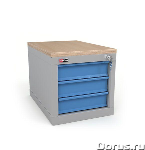 Тумбы инструментальные - Прочая мебель - Инструментальные тумбы предназначены для хранения оснастки..., фото 4