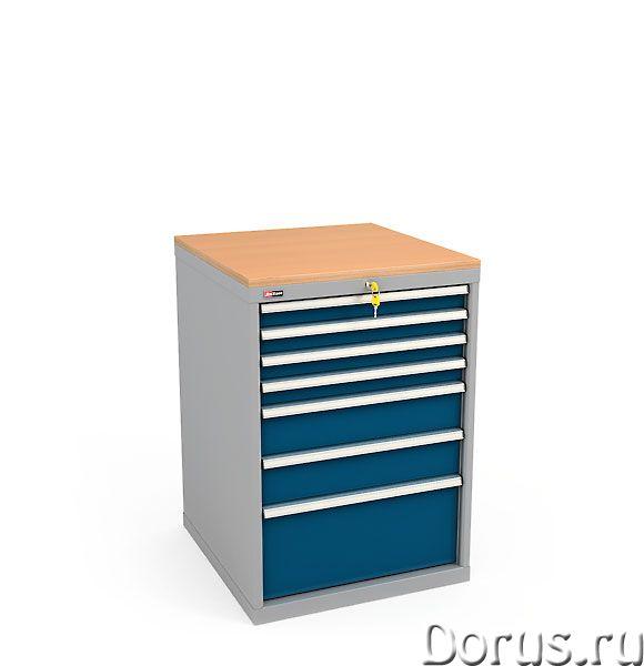 Тумбы инструментальные - Прочая мебель - Инструментальные тумбы предназначены для хранения оснастки..., фото 6