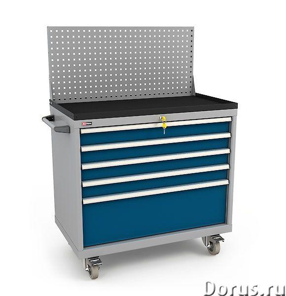 Тумбы инструментальные - Прочая мебель - Инструментальные тумбы предназначены для хранения оснастки..., фото 7