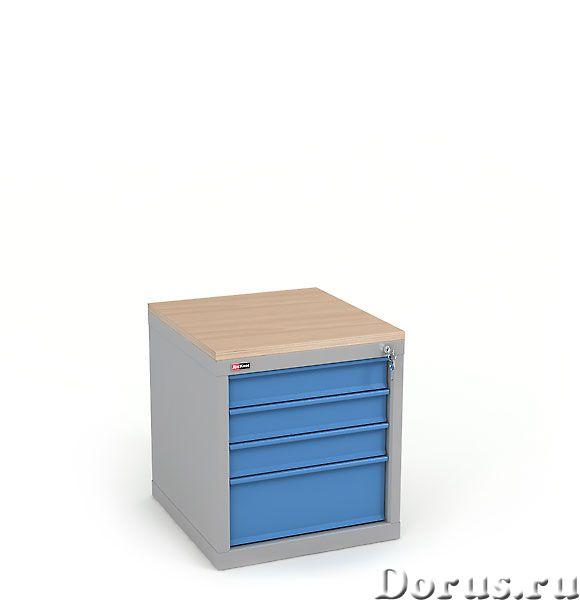 Тумбы инструментальные - Прочая мебель - Инструментальные тумбы предназначены для хранения оснастки..., фото 10