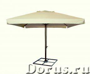 Зонт торговый 3х3 м - Прочие товары - Профессиональный торговый зонт. Благодаря телескопическому мех..., фото 1