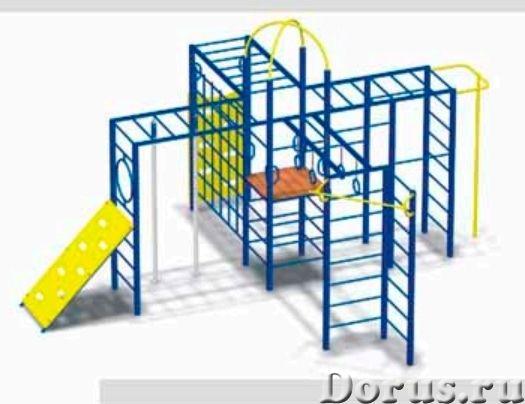 Детские уличные спортивные комплексы от производителя - Детские товары - Производим и продаем детско..., фото 5
