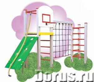 Детские уличные спортивные комплексы от производителя - Детские товары - Производим и продаем детско..., фото 7