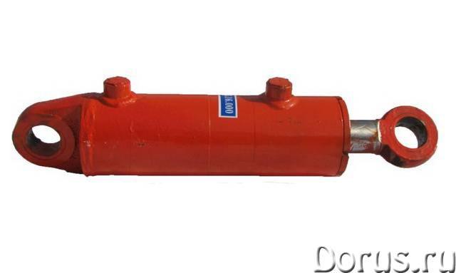 Гидроцилиндр ГЦ 80.125.16.000 - Запчасти и аксессуары - Наша организация занимается продажами гидроц..., фото 1