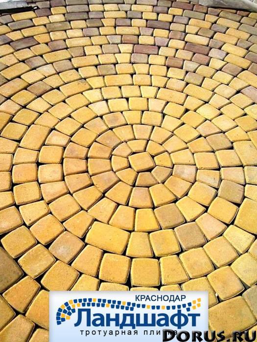Вибропрессованная тротуарная плитка с доставкой - Материалы для строительства - Представительство Ро..., фото 1