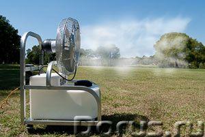Мобильная система туманообразования - Промышленное оборудование - Мобильная система туманообразовани..., фото 1