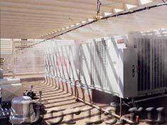 Предварительное охлаждение промышленных кондиционеров, холодильных установок - Промышленное оборудов..., фото 1