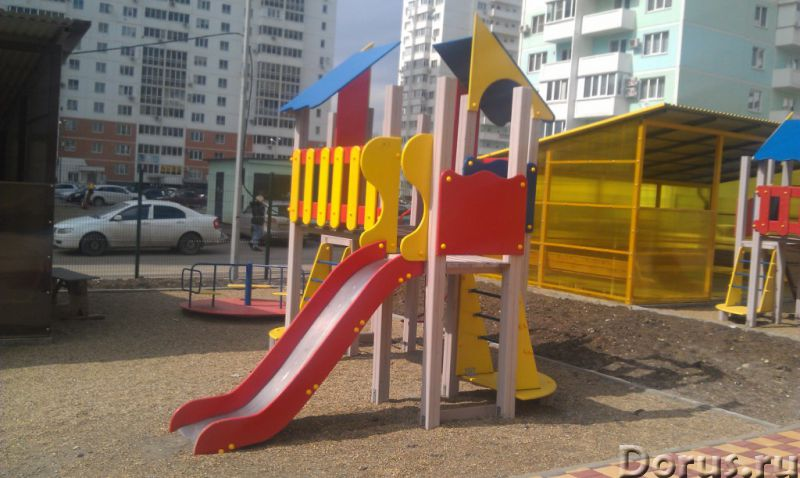 Уличное игровое и спортивное оборудование от производителя - Детские товары - Наша компания ООО Игра..., фото 7