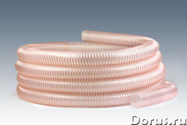 Шланги ПВХ - Промышленное оборудование - Шланги ПВХ - это упругие шланги с гладкой внутренней поверх..., фото 1