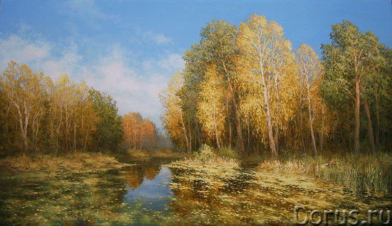 Творчество Михаила Иваненко, живопись, пейзаж, натюрморт, морской пейзаж, продажа картин, портрет -..., фото 1