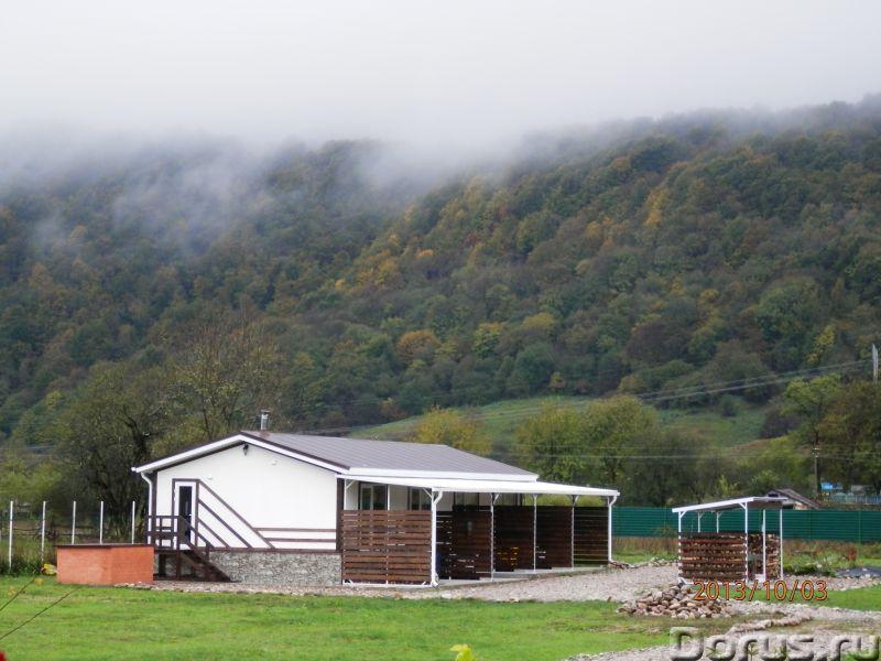Отдых в горач Гостевой дом ,,НАХЕЛЕНОК - Гостиницы - В предгорьях Кавказа на высоте 500м над уровнем..., фото 1