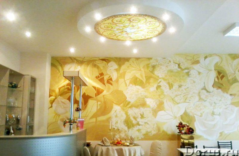 Художественная роспись стен - Дизайн и архитектура - Творческая группа художников, живописцев, дизай..., фото 2