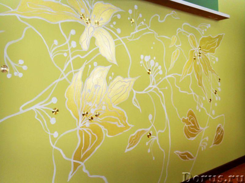 Художественная роспись стен - Дизайн и архитектура - Творческая группа художников, живописцев, дизай..., фото 5