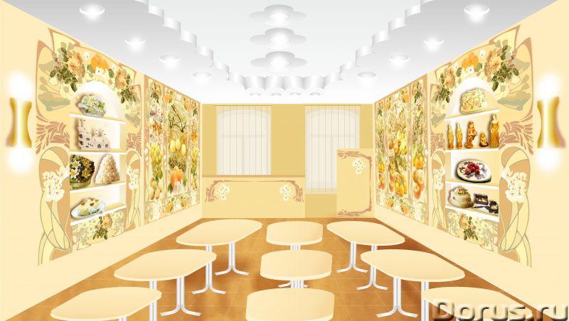 Художественная роспись стен - Дизайн и архитектура - Творческая группа художников, живописцев, дизай..., фото 8