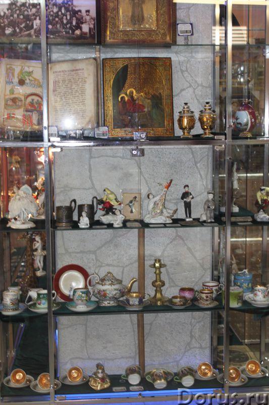 Антиквариат - Искусство и коллекционирование - Иконы , картины, мебель, фарфор, серебро, книги, знач..., фото 2