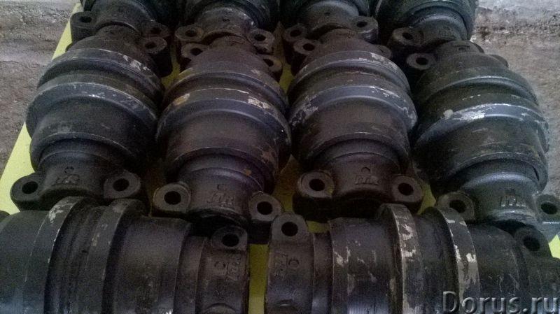 Каток опорный на минитехнику - Запчасти и аксессуары - Продам со склада в Краснодаре новые опорные к..., фото 1