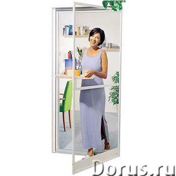 Москитная сетка арочная, москитная сетка трапеция - Товары для офиса - Замеры, изготовление и монтаж..., фото 1