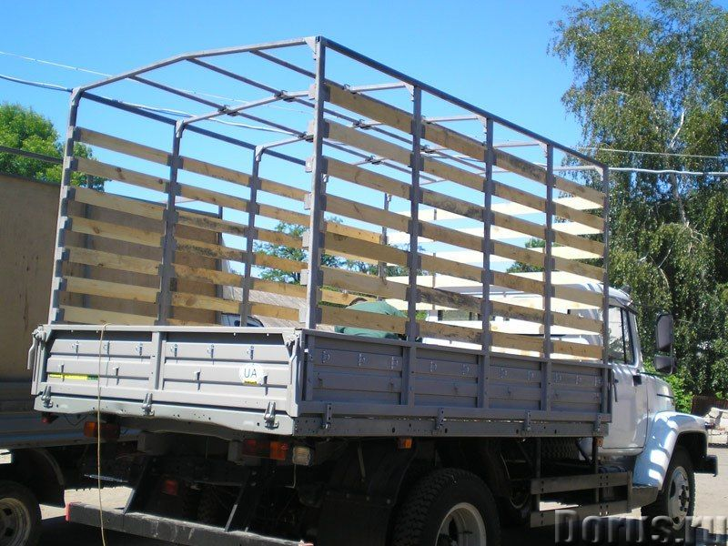 Изготовим каркасы для грузовых автомобилей: цельносварные и разборные - Автосервис и ремонт - Каркас..., фото 1