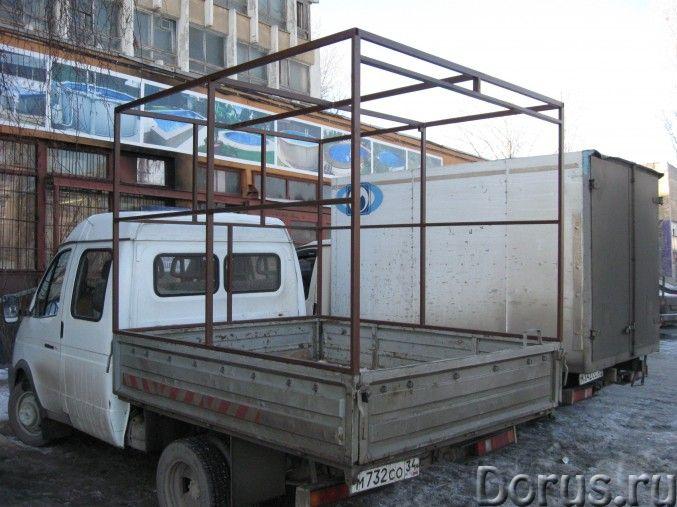 Изготовим каркасы для грузовых автомобилей: цельносварные и разборные - Автосервис и ремонт - Каркас..., фото 2