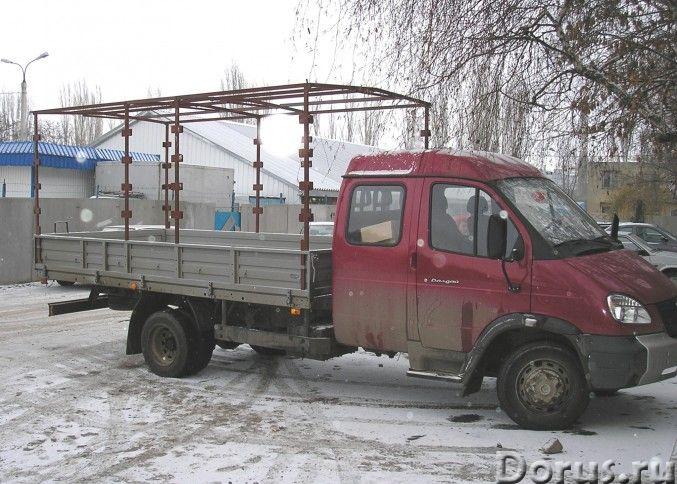 Изготовим каркасы для грузовых автомобилей: цельносварные и разборные - Автосервис и ремонт - Каркас..., фото 3