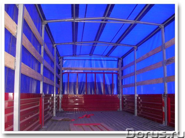 Изготовим каркасы для грузовых автомобилей: цельносварные и разборные - Автосервис и ремонт - Каркас..., фото 5